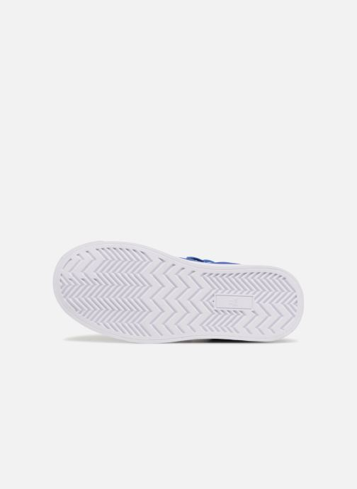 Baskets Shoesme Sosio Bleu vue haut