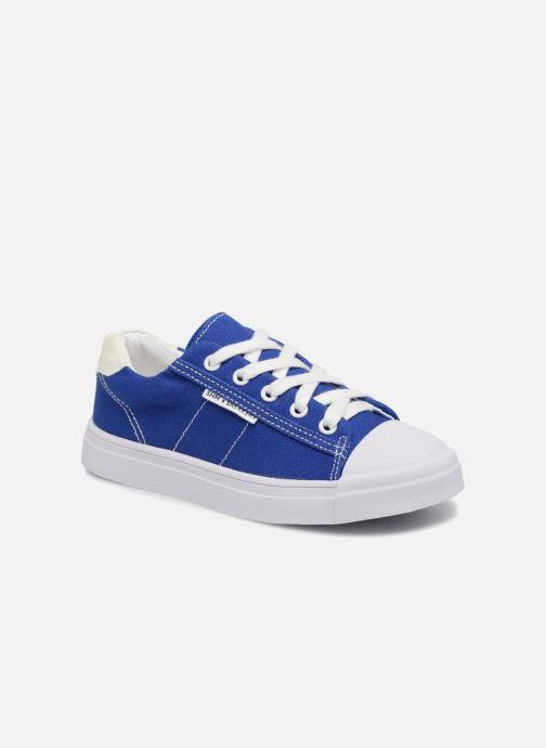 Baskets Shoesme Sosio Bleu vue détail/paire