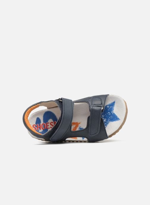 Sandales et nu-pieds Shoesme Sabin Bleu vue gauche