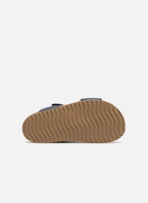 Sandales et nu-pieds Shoesme Sabin Bleu vue haut