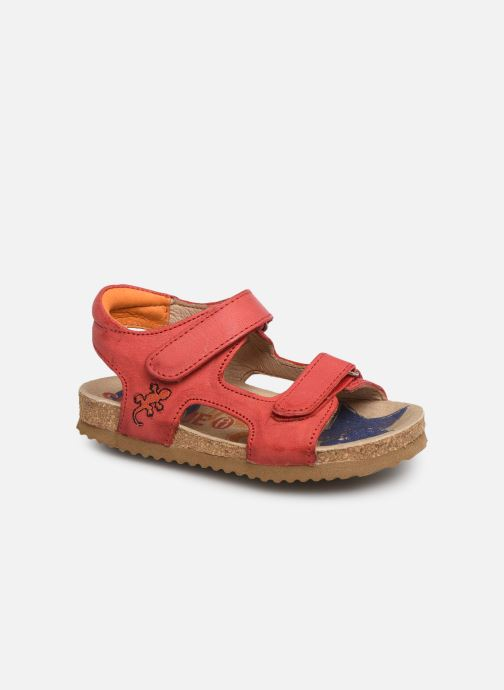 Sandals Shoesme Sabin Red detailed view/ Pair view