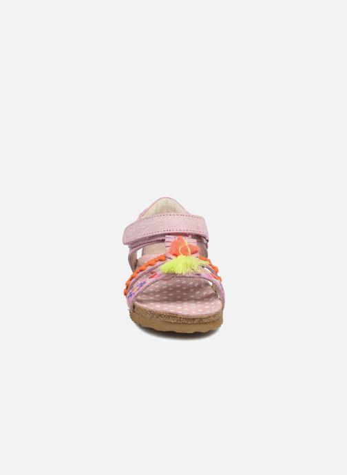 Sandales et nu-pieds Shoesme Siloé Rose vue portées chaussures