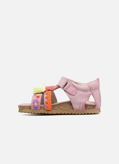 Sandales et nu-pieds Shoesme Siloé Rose vue face