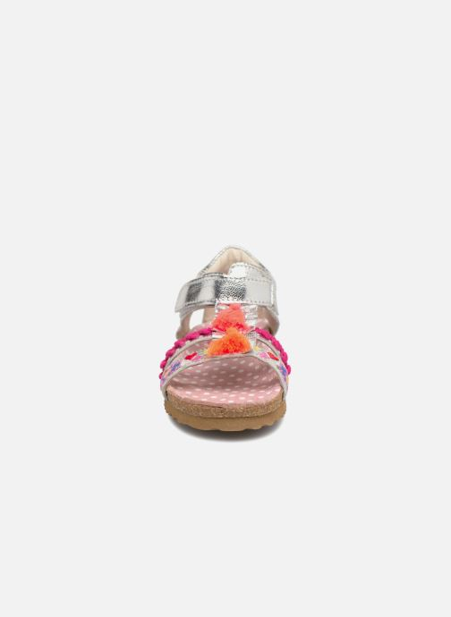 Sandali e scarpe aperte Shoesme Siloé Argento modello indossato