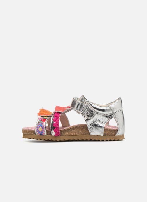 Sandales et nu-pieds Shoesme Siloé Argent vue face