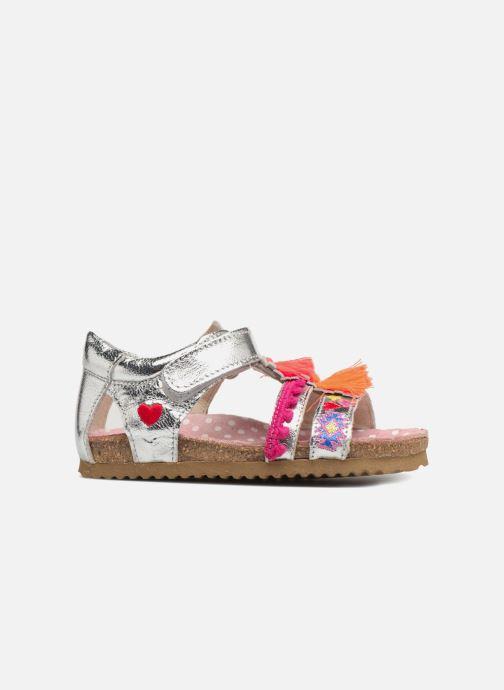 Sandales et nu-pieds Shoesme Siloé Argent vue derrière