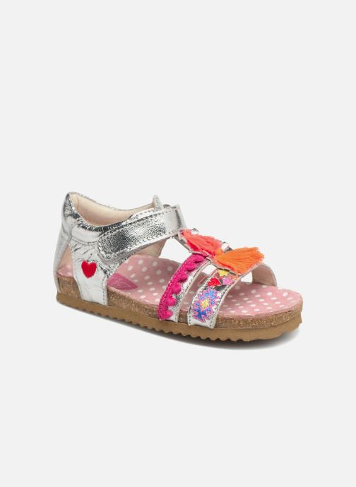 Sandales et nu-pieds Shoesme Siloé Argent vue détail/paire