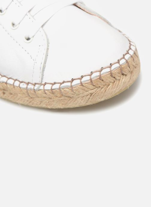 Espadrilles Mr SARENZA Ispadrille White view from the left