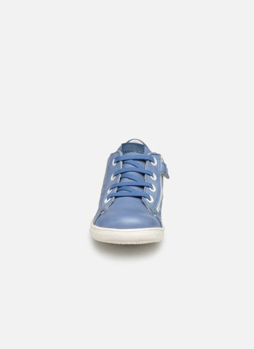 Trainers Little Mary Dustin Blue model view