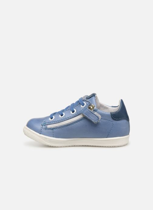 Trainers Little Mary Dustin Blue front view