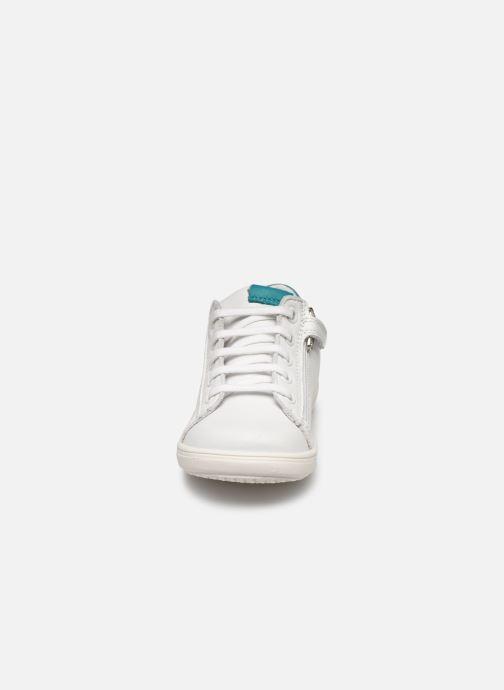 Sneakers Little Mary Dustin Bianco modello indossato