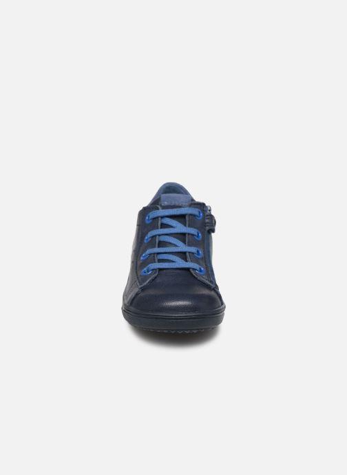 Baskets Little Mary Dustin Bleu vue portées chaussures