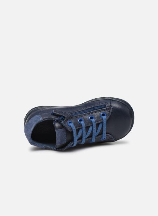 Sneakers Little Mary Dustin Azzurro immagine sinistra