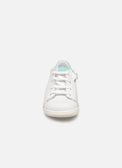 Sneakers Little Mary Dustin Bianco modello indossato