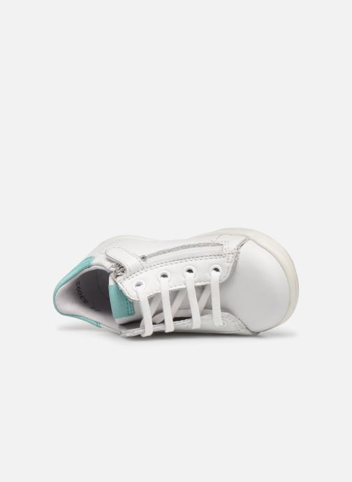 Sneakers Little Mary Dustin Bianco immagine sinistra
