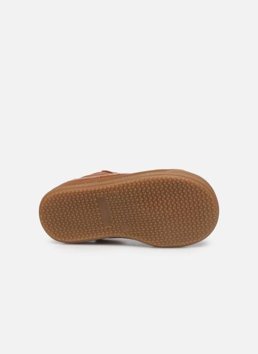 Sneakers Little Mary Dustin Bruin boven