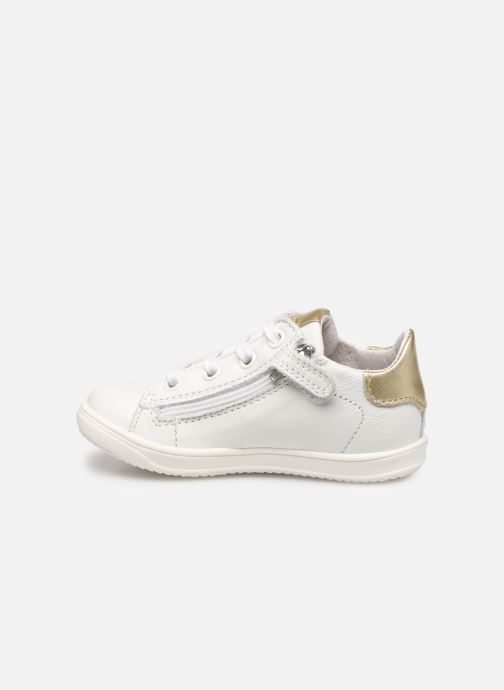 Sneakers Little Mary Dustin Bianco immagine frontale