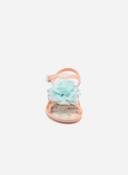 Sandales et nu-pieds Colors of California Fashion Jellies 2 Rose vue portées chaussures
