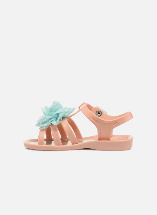 Sandales et nu-pieds Colors of California Fashion Jellies 2 Rose vue face