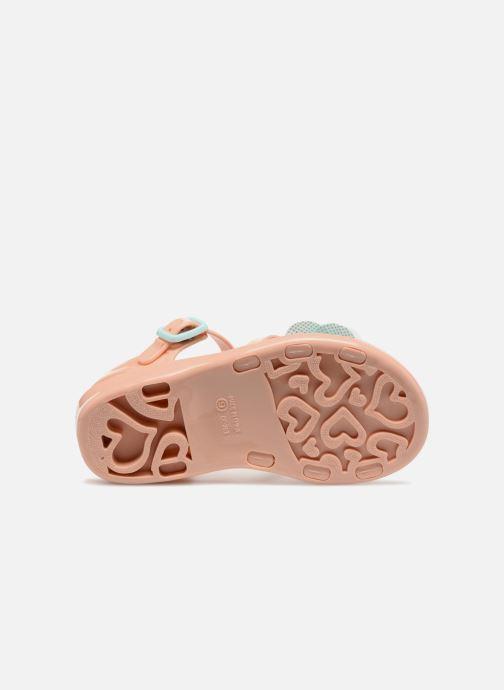 Sandales et nu-pieds Colors of California Fashion Jellies 2 Rose vue haut