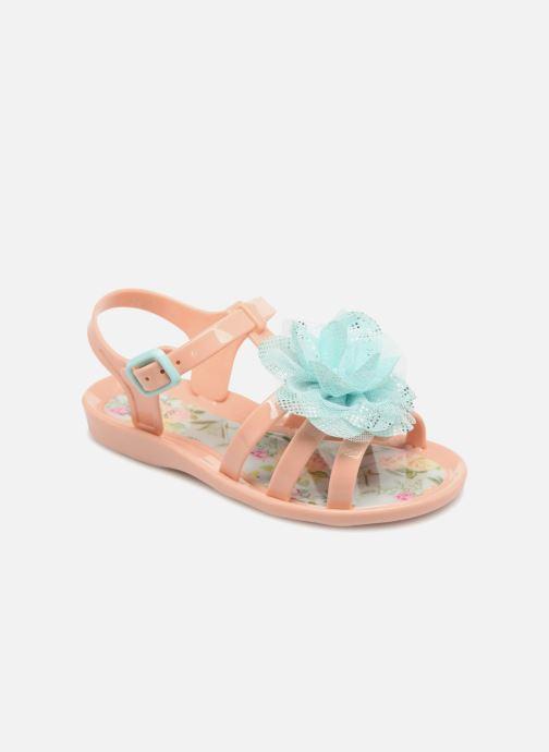 Sandalias Colors of California Fashion Jellies 2 Rosa vista de detalle / par