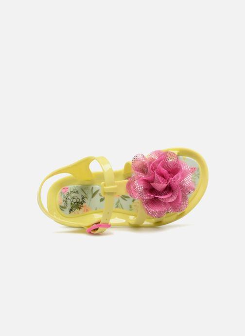 Sandalias Colors of California Fashion Jellies 2 Amarillo vista lateral izquierda