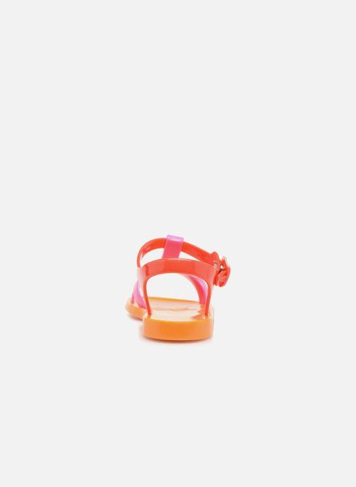 Sandales et nu-pieds Colors of California Fashion Jellies 3 Multicolore vue droite
