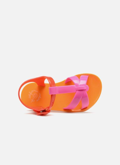 Sandalen Colors of California Fashion Jellies 3 Multicolor links