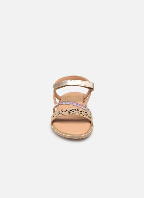 Sandalen Little Mary Doleron Goud en brons model