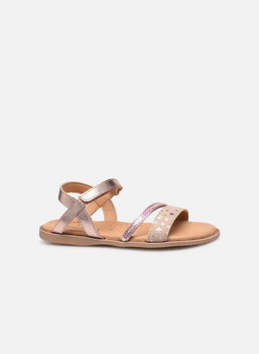 Sandals Little Mary Doleron Pink back view
