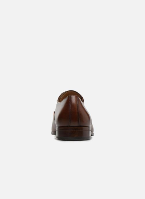 Schnürschuhe Marvin&Co Luxe Pastagna - Cousu Blake braun ansicht von rechts