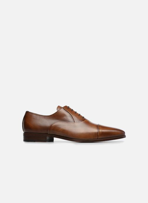 Lace-up shoes Marvin&Co Luxe Pastagna - Cousu Blake Brown back view