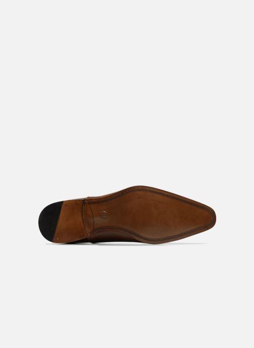 Chaussures à lacets Marvin&Co Luxe Pastagna - Cousu Blake Marron vue haut