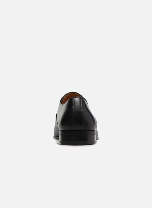 Schnürschuhe Marvin&Co Luxe Pastagna - Cousu Blake schwarz ansicht von rechts