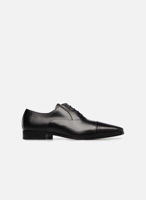 Lace-up shoes Marvin&Co Luxe Pastagna - Cousu Blake Black back view