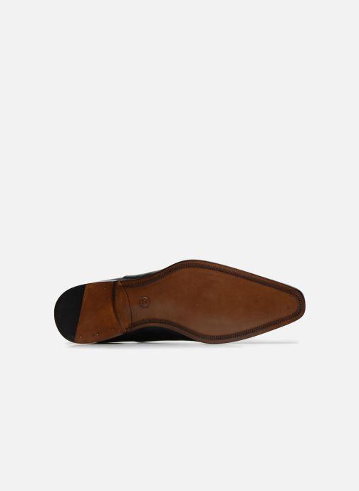 Schnürschuhe Marvin&Co Luxe Pastagna - Cousu Blake schwarz ansicht von oben