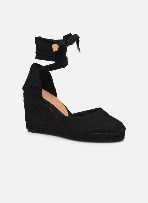 Espadrillos Castaner Carina C H8 Sort detaljeret billede af skoene