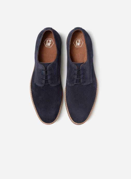 Chaussures à lacets Mr SARENZA Tallow Bleu vue portées chaussures