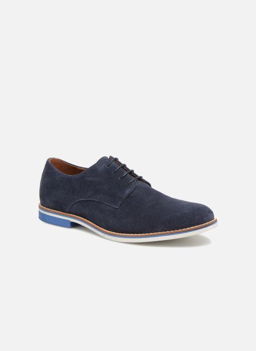 Chaussures à lacets Mr SARENZA Tallow Bleu vue droite