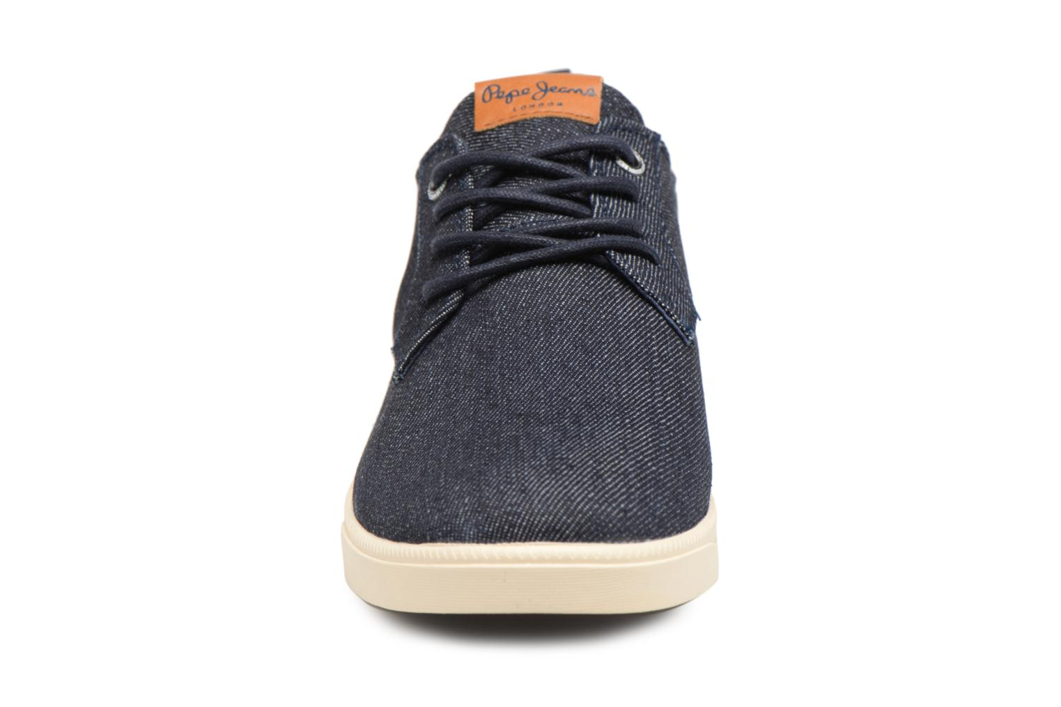 Sneakers Pepe jeans Bolton Denim Blauw model