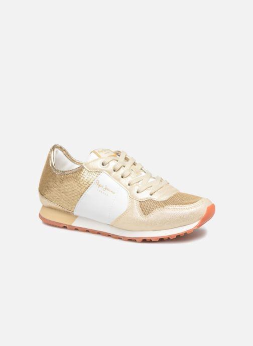 Sneakers Pepe jeans Verona W Sequins Oro e bronzo vedi dettaglio/paio
