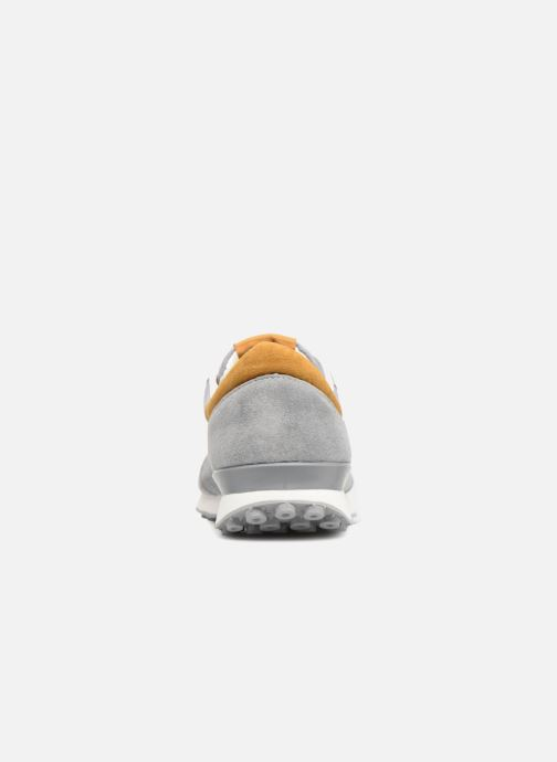 Trainers Pepe jeans Bimba Basic Grey view from the right