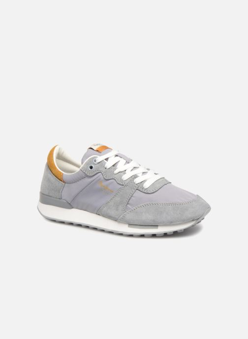 Trainers Pepe jeans Bimba Basic Grey detailed view/ Pair view