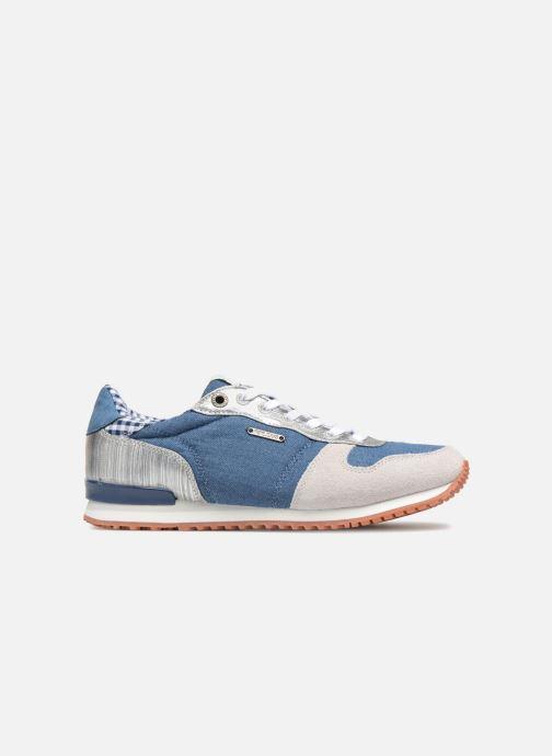Sneakers Pepe jeans Gable Sue Azzurro immagine posteriore
