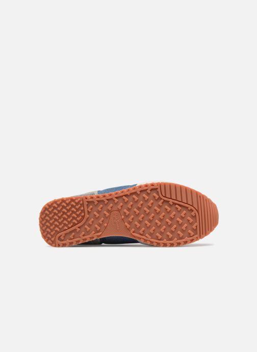 Baskets Pepe jeans Gable Sue Bleu vue haut
