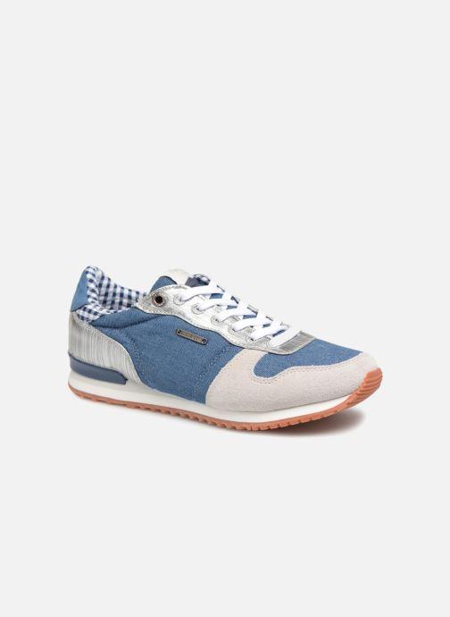 Sneakers Pepe jeans Gable Sue Azzurro vedi dettaglio/paio