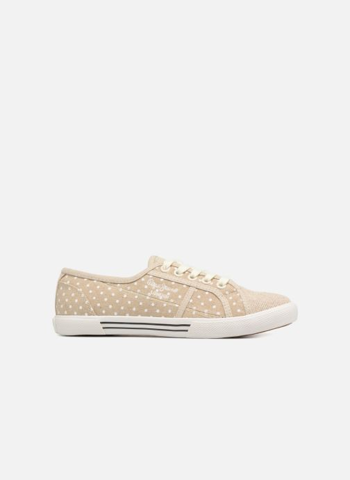 Sneakers Pepe jeans Aberlady Sand Beige immagine posteriore