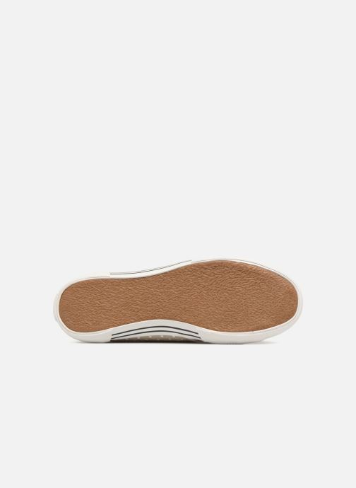 Sneakers Pepe jeans Aberlady Sand Beige immagine dall'alto