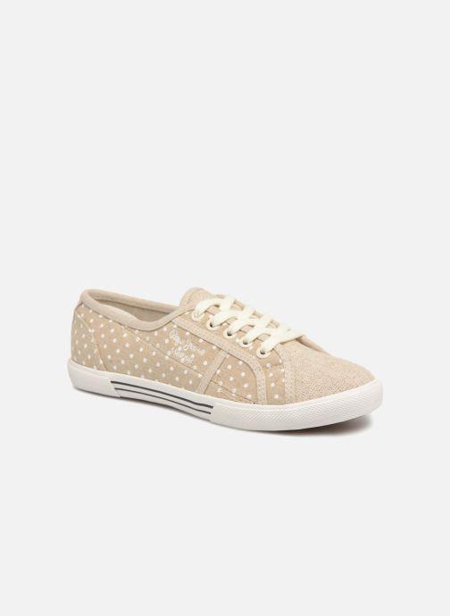 Sneakers Pepe jeans Aberlady Sand Beige vedi dettaglio/paio