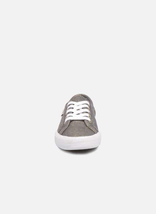 Baskets Pepe jeans Aberlady Fresh Gris vue portées chaussures